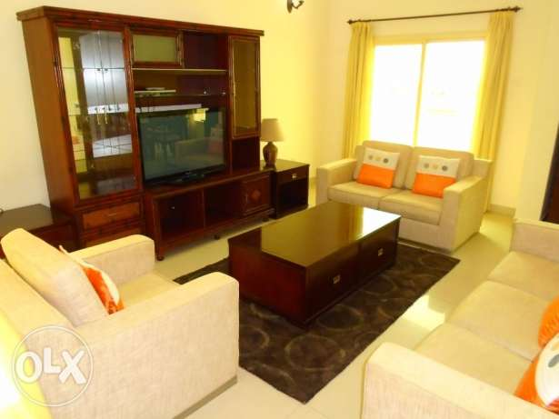 Beautiful family flat 3 bedroom fully furnished in Juffair