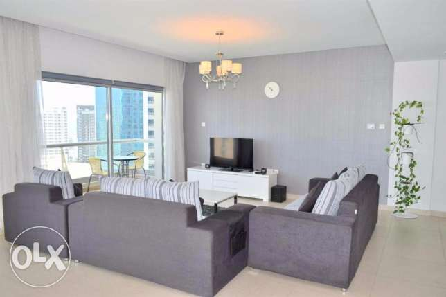 (60AJSH) Luxury 1 Bedroom Furnished Apartment For Rent In Amwaj