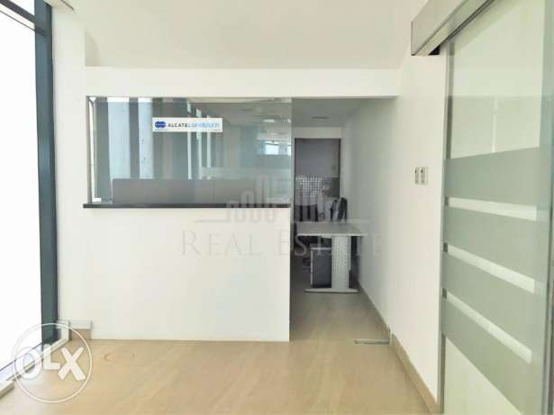 210 sqm Fully Furnished office in Seef