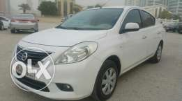 2012 full option Nissan sunny for sale agent service