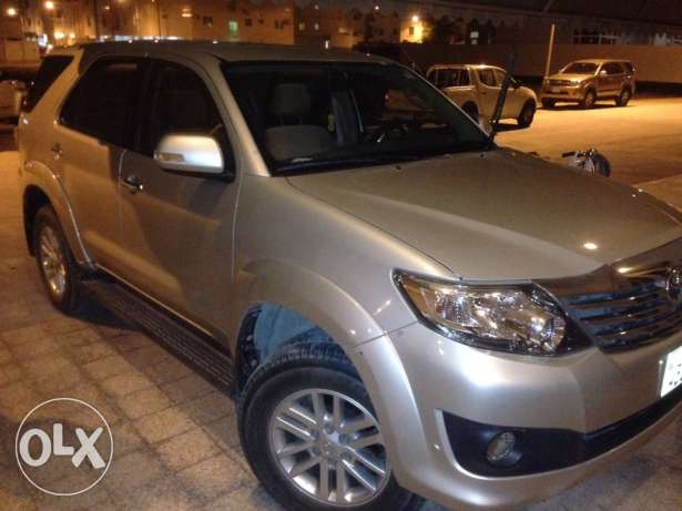 Toyota Fortuner V4 for sale