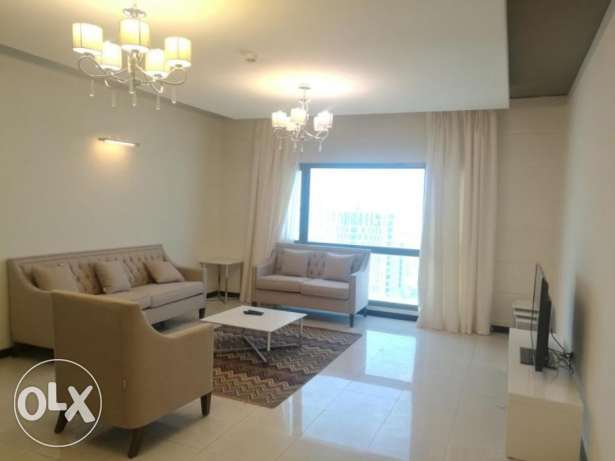 Marvellous 2 bedroom fully furnished apartment for rent at sanabis