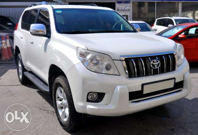 Toyota Prado v6,good condition,non accident,providing bank loan..
