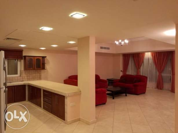 Splendid 3 Bedroom fully furnished apartment for rent at Saar