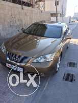 For sale laxes Es350 full option