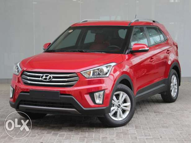 Hyundai certa 2017 Red For Sale