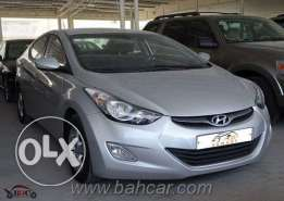 Hyundai elantra 2012 model for sale