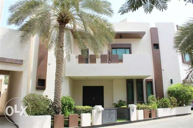 SRA49 4br semi furnished villa with private pool for rent in saar