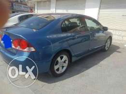 Urgent sale honda civic mid options low millage excident free
