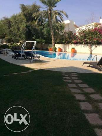 For Rent Villa Atag upscale Semi Furnished in Adliya