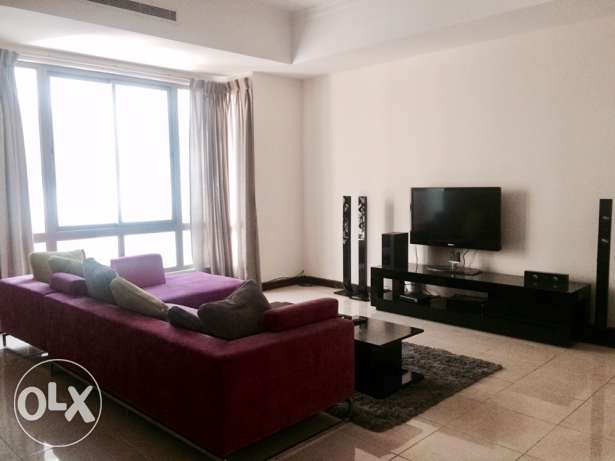MODERN 2bedroom fully furnished apartment at adliya available