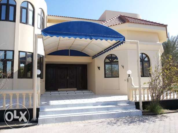 6 bedroom villa for rent with private swimming pool