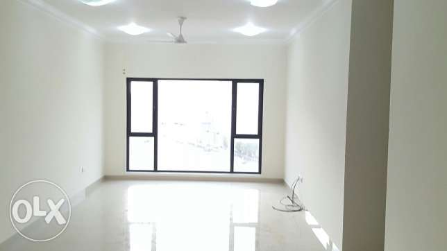 3 BHK apartment semi furnished