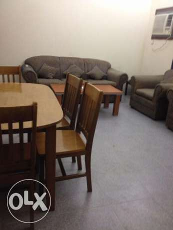 MAHOOZ - 2 Bedroom Fully Furnished Flat for Rent (350/- Inclusive)