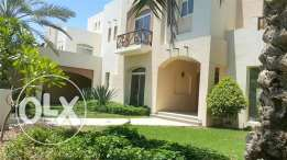JBA25 4bedroom semi furnished villa with private pool at janabiya