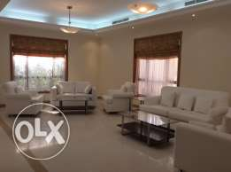 3 bedroom fully furnished compound villa