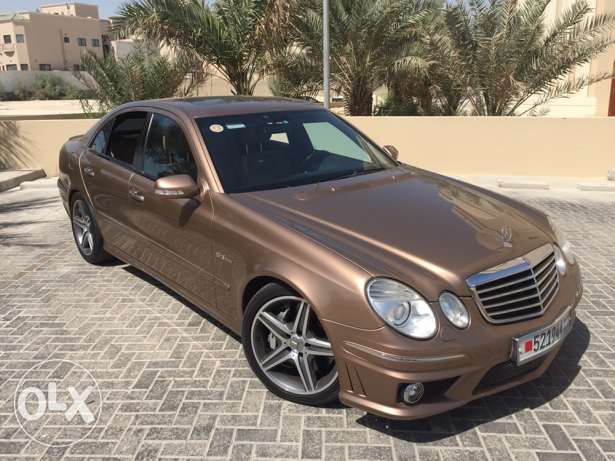 2007 Mercedes Benz E63 AMG Japan Spec for sale