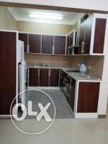 3 Bedroom semi furnished Apartment in New hidd/kitchen appliances