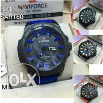 Male Navi Force watches
