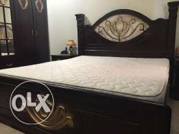 Queen-Size Complete Bedroom Set