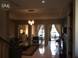 Luxury 3 bedroom fully furnished villa at flouting city