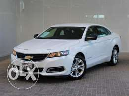 Chevrolet Impala 3.6L V6 LS 2014 White For Sale