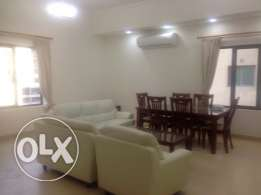 Fully Furnished Apartment At Busaiteen ( Ref No:3BSH)