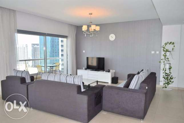 (46AJM) A High Luxury Sea View Apartment For Rent In Amwaj