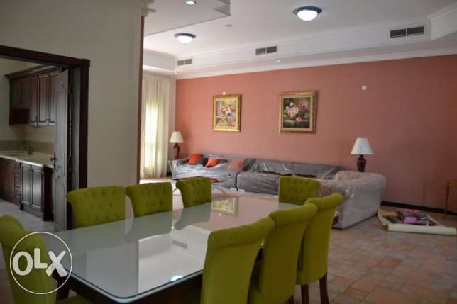 Fully furnished 4 Bedroom villa for rent - all inclusive