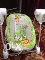 Baby fisher price swing