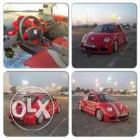 2003 VW beetle cup edition