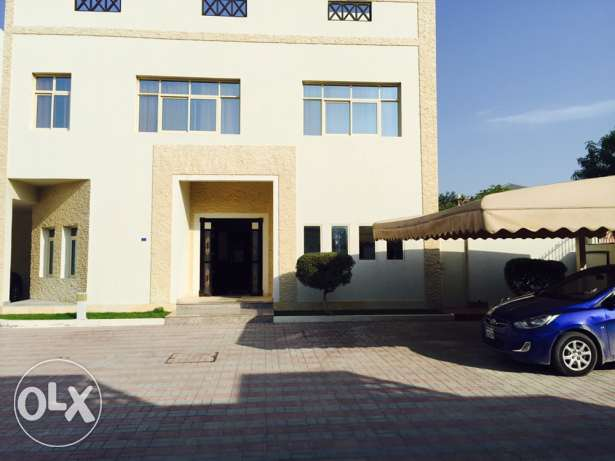 Villa for rent in Hamala. Five bedrooms fully furnished.