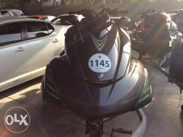 For Sale 2013 Yamaha FZR Jet Ski Bahrain Agency