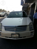 Cadillac SRX luxury 2007 model BD-1300 for sale