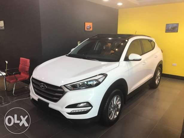 new TUCSON 2017 full option