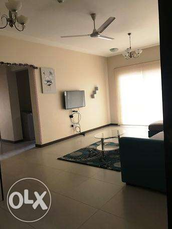 2 BR Fully Furnished Apartment in Hidd near Highway