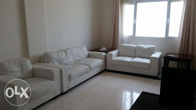 Cozy two bedroom apartment in a brand new building in Seef