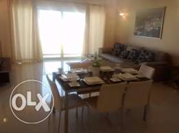 Fully Furnished 2 Bedroom Apartment available in Amwaj