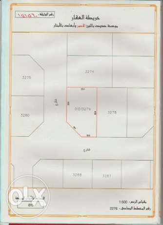 Commercial Land for sale in new Hidd المحرق‎ -  1