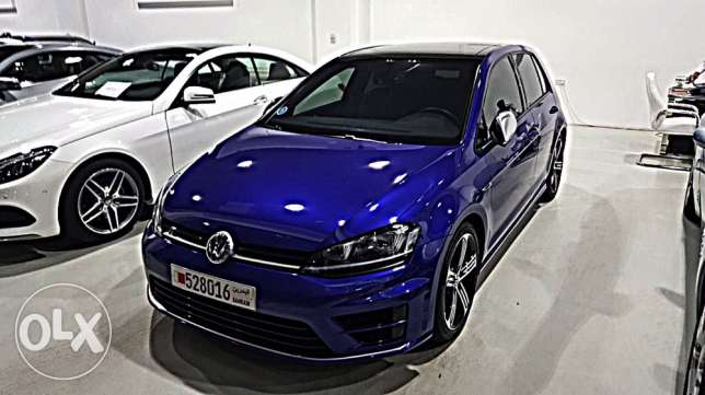 GOLF R 2016 only 14000 km warranty to 2021 & free service