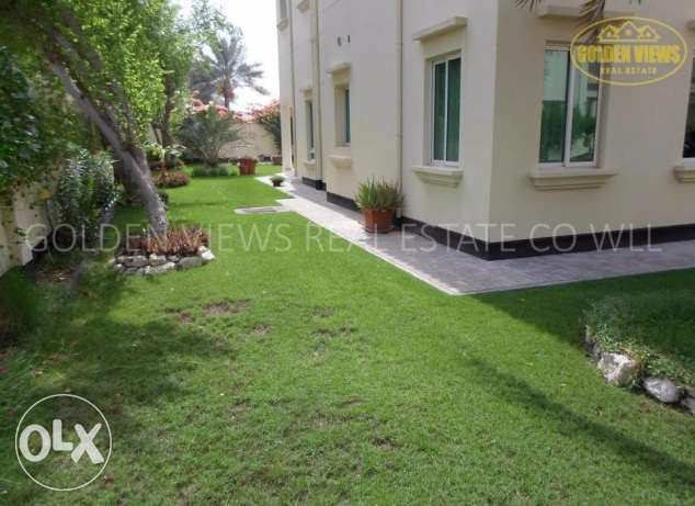 4 Bedroom semi furnished villa for rent close to Saudi Cause way