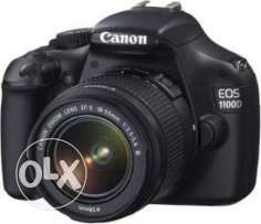 For sale camera canon 1100d