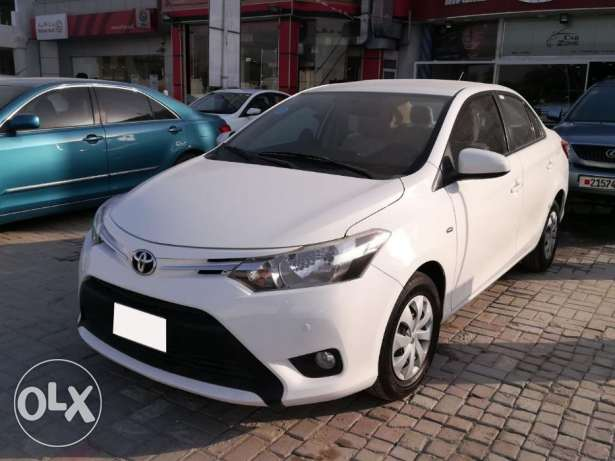 Toyota Yaris 1.5L Model 2015