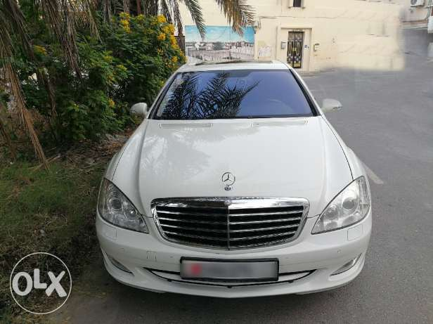 For Sale mercedes benz S550 like new
