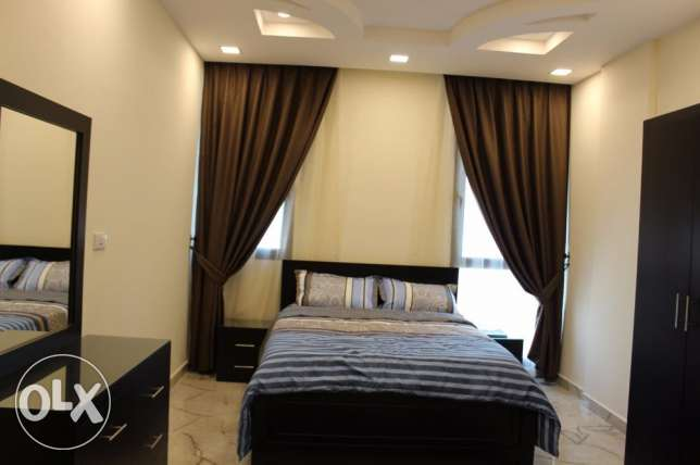 3 bedroom apartment brand new in New hidd/fully furnished inclusive جفير -  7