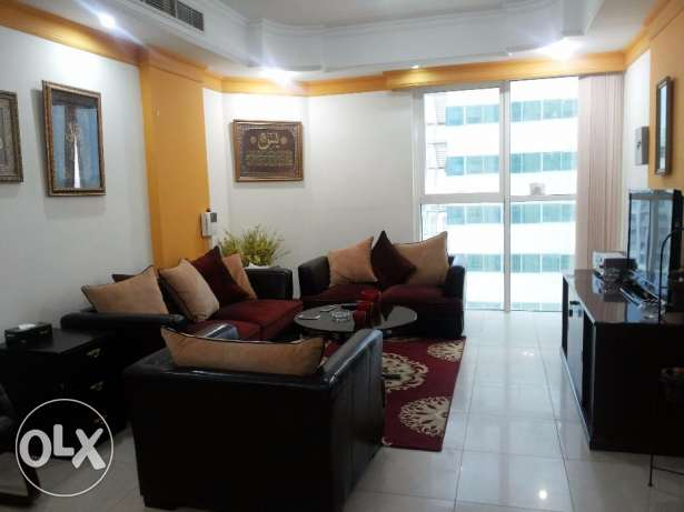 2 bedroom furnished commercial apartment for rent at Hoora