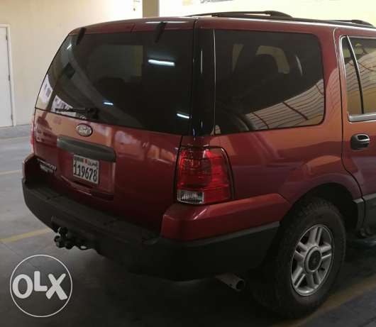 For sale Ford expedition model 2004