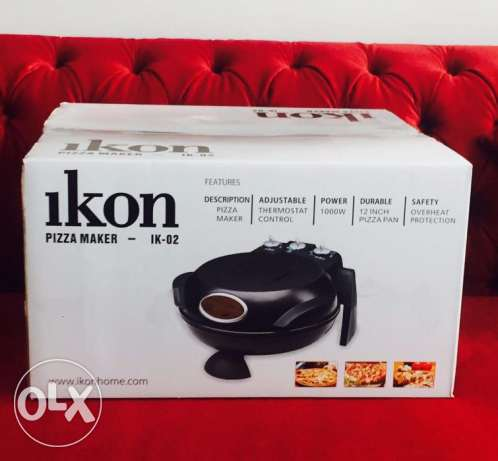New Ikon Pizza maker