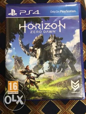 Horizon Zero Dawn for sale