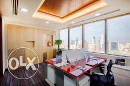 Beautiful and modern Furnished Office for 2 in WTC